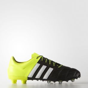 Men's Ace 15.2 Firm/Artificial Ground Leather Cleats
