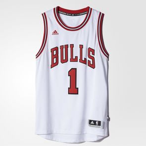 Regata Swingman Bulls Home - Derrick Rose
