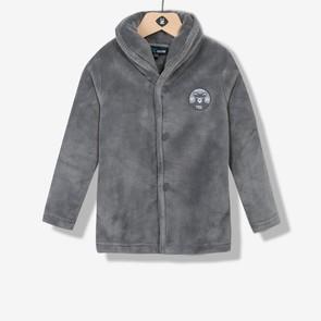 Veste d'intérieur homewear gris