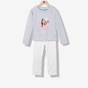 Pyjama fille jersey Soy Luna