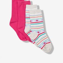 Lot de chaussettes fantaisie