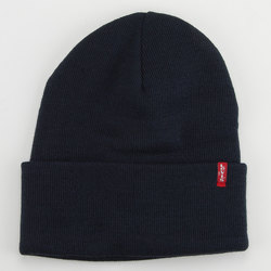 Acrylic Hat with Cuff Blue