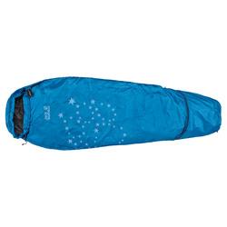 Children Sleeping Bag Grow Up Star, Electric Blue, 150 x 70 x 70 cm,
