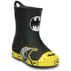 Kids' Crocs Bump It Batman™ Rain Boot