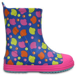 Crocs Bump It Graphic Boot