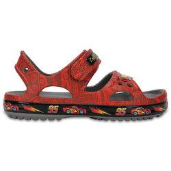 Crocband II Lightning McQueen Sandal K