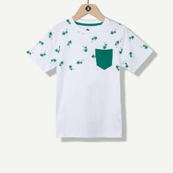 T-shirt garçon imprimé palmiers