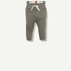Pantalon molleton garçon kaki