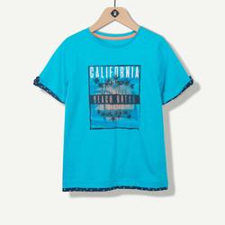 T-shirt garçon imprimé californien