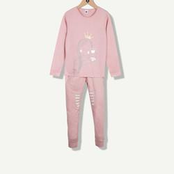 Pyjama princesse vieux rose