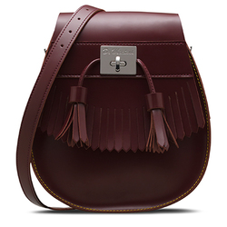 Tassel Kiev Saddle Bag