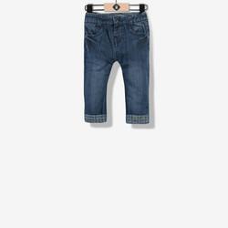 Pantalon garçon intérieur carreau