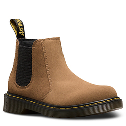 Core Kids Banzai Juniors Chelsea Boot Tan Hi Suede Wp