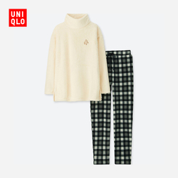 Women (UT) DPJ fleece Living Set (long sleeve) 400 955