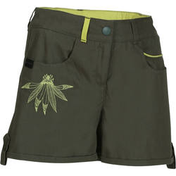 Girl's Hike 500 Hiking Shorts tribal