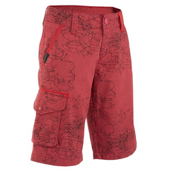 Outdoor sports quick-drying teen shorts QUECHUA Short Arp 500