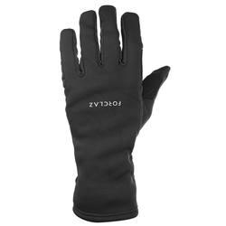 Trek 500 black mountain gloves