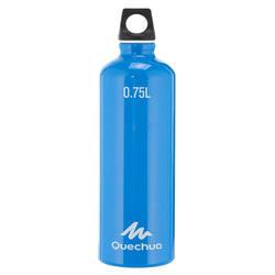 Aluminium Screw Cap, 100 Hiking Flask - 0.75 L, Metal
