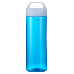 Hiking flask 100 screw top 0.75 litres plastic