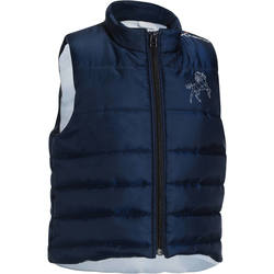 Safy Children's Sleeveless Horse Riding Gilet
