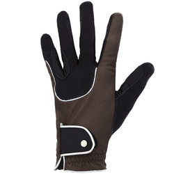 Pro'leather Adult Horse Riding Gloves