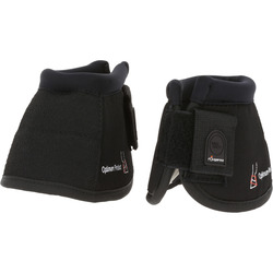 Optimum Protect Horse Riding Overreach Boots x1 Pair for Horse or Pony