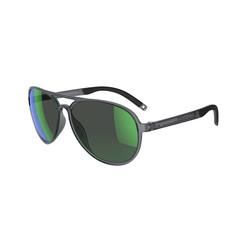 Walking 500 Fitness Walking Sunglasses Category 3 - Black &