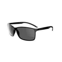 Walking 300 Fitness Walking Sunglasses Category 3 - Black
