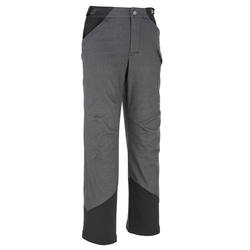 Hike 500 Boys' Hiking Trousers - Navy