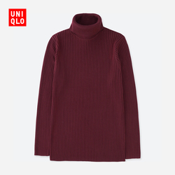 Two men rib collar sweater (long sleeves) 403 957