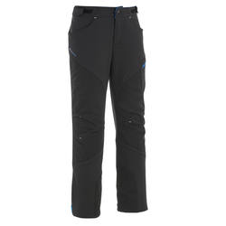 Outdoor sports warm and durable boy trousers QUECHUA HIKE 950