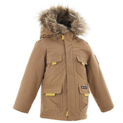 Outdoor mountain sports waterproof warm jacket children 's jackets QUECHUA ARP900