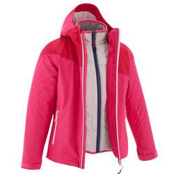 Forclaz 900 3-in-1 Warm Boy's Hiking Jacket