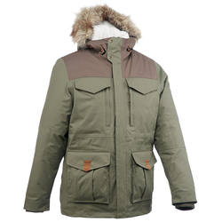 Arpenaz 700 Rain X-Warm Men's Hiking Parka