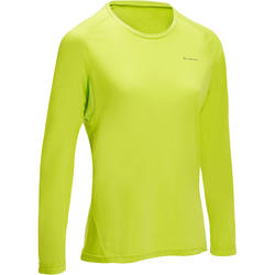 Techfresh 50 Women's Long-sleeved Hiking T-Shirt
