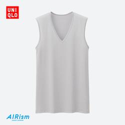 Men AIRism mesh V-neck vest 182 499