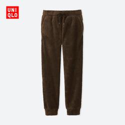 Men's fleece elastic trousers 402,727