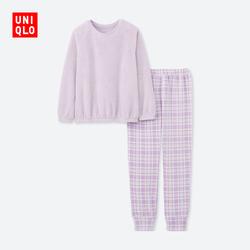 Kids / Girls living fleece suit (long sleeves) 400 208