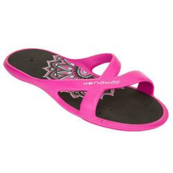 Swimming sport slippery lady pool slippers sandals beach shoes NABAIJI metaslap
