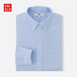 Men's high-performance wrinkle shirt (long sleeves) 402 710