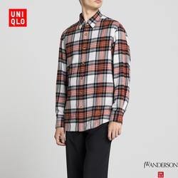 JWA PJ Men's flannel plaid shirt (long sleeves) 404 863