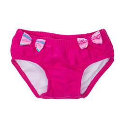 Washable Baby Girl's Swim Briefs