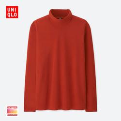 HEATTECH fleece men's high-necked T-shirt (long sleeves) 400 335