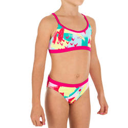 Riana Skirt Girls' Two-Piece Swimsuit