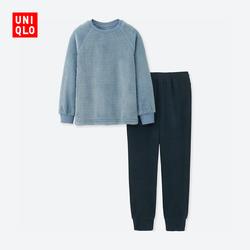 Kids / boy living fleece suit (long sleeve) 400122