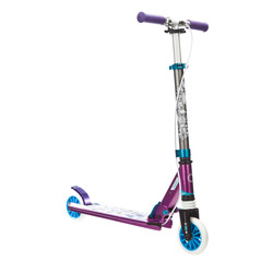 Mid 5 Kids' Scooter with Suspension and Brake