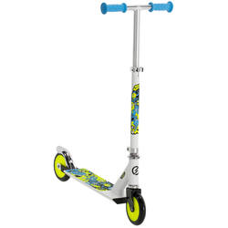 Roller skating 4-6 years old Simple and durable Lightweight and secure Kids scooter OXELO Play 3 Kids' Scooter