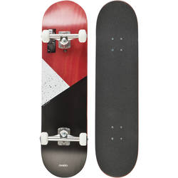 Roller skating durable easy to learn smooth sliding Canadian maple skateboard adult children skateboarding OXELO Skateboard Team 8th