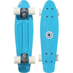 Kids' Plastic Mini Skateboard