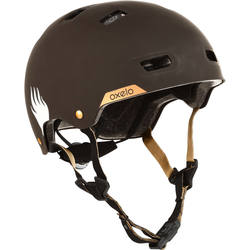 MF 540 Bad Days Skate Skateboard Scooter Bike Helmet - Black